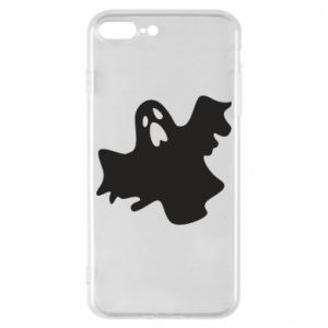 Phone case for iPhone 8 Plus Ghost screams - PrintSalon
