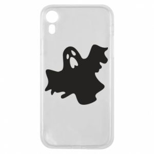 Phone case for iPhone XR Ghost screams - PrintSalon