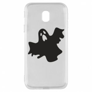 Phone case for Samsung J3 2017 Ghost screams - PrintSalon
