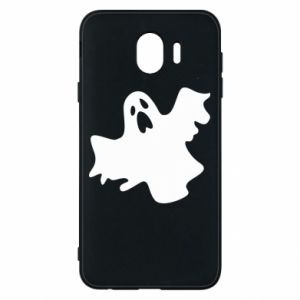 Phone case for Samsung J4 Ghost screams - PrintSalon