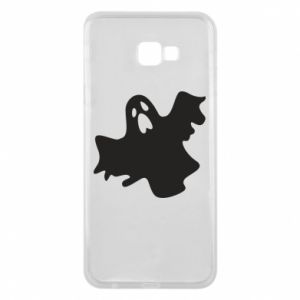 Phone case for Samsung J4 Plus 2018 Ghost screams - PrintSalon