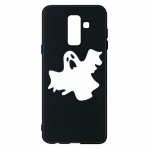 Phone case for Samsung A6+ 2018 Ghost screams - PrintSalon