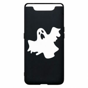 Phone case for Samsung A80 Ghost screams - PrintSalon