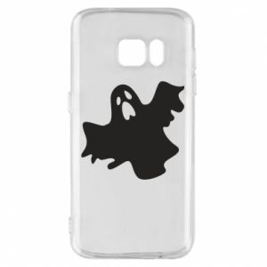 Phone case for Samsung S7 Ghost screams - PrintSalon
