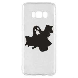 Phone case for Samsung S8 Ghost screams - PrintSalon