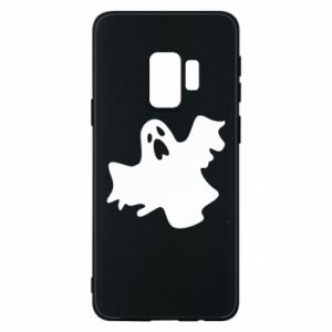 Phone case for Samsung S9 Ghost screams - PrintSalon