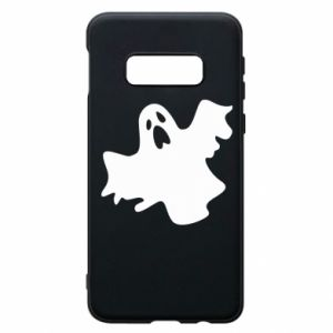 Phone case for Samsung S10e Ghost screams - PrintSalon