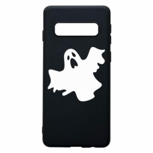 Phone case for Samsung S10 Ghost screams - PrintSalon