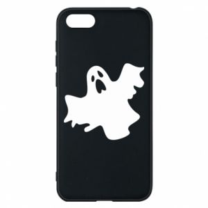 Phone case for Huawei Y5 2018 Ghost screams - PrintSalon