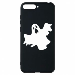Phone case for Huawei Y6 2018 Ghost screams - PrintSalon