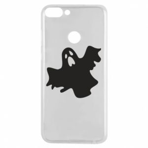 Phone case for Huawei P Smart Ghost screams - PrintSalon