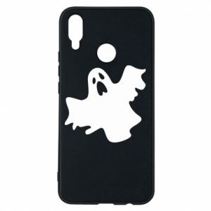 Phone case for Huawei P Smart Plus Ghost screams - PrintSalon