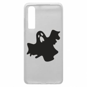 Phone case for Huawei P30 Ghost screams - PrintSalon