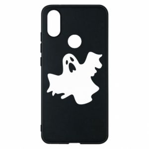 Phone case for Xiaomi Mi A2 Ghost screams - PrintSalon