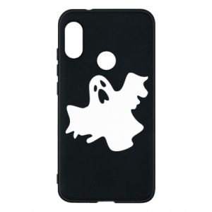 Phone case for Mi A2 Lite Ghost screams - PrintSalon