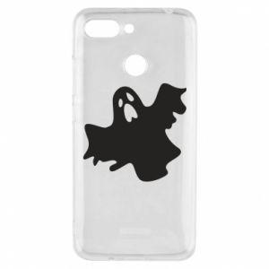 Phone case for Xiaomi Redmi 6 Ghost screams - PrintSalon