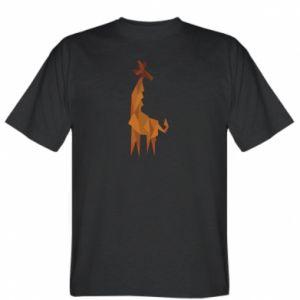 T-shirt Giraffe abstraction - PrintSalon