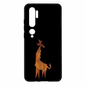 Etui na Xiaomi Mi Note 10 Giraffe abstraction