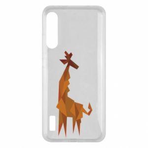 Etui na Xiaomi Mi A3 Giraffe abstraction