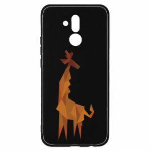Etui na Huawei Mate 20 Lite Giraffe abstraction