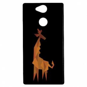 Etui na Sony Xperia XA2 Giraffe abstraction