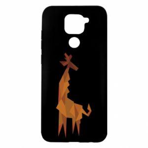 Etui na Xiaomi Redmi Note 9/Redmi 10X Giraffe abstraction