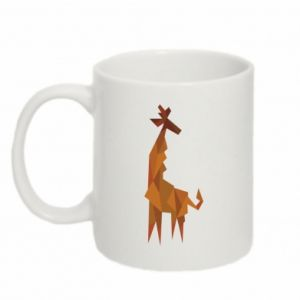 Mug 330ml Giraffe abstraction