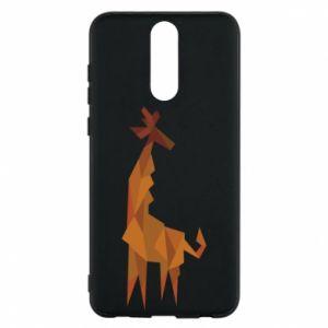 Phone case for Huawei Mate 10 Lite Giraffe abstraction - PrintSalon