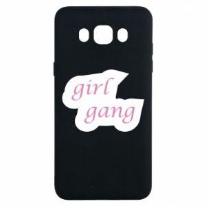 Etui na Samsung J7 2016 Girl gang
