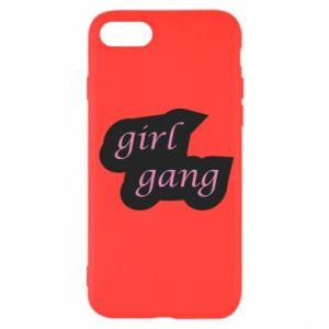 Etui na iPhone SE 2020 Girl gang