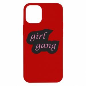 Etui na iPhone 12 Mini Girl gang