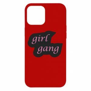 Etui na iPhone 12 Pro Max Girl gang