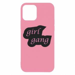 Etui na iPhone 12/12 Pro Girl gang