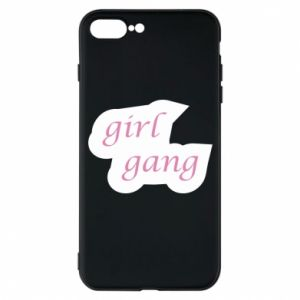 Etui na iPhone 7 Plus Girl gang