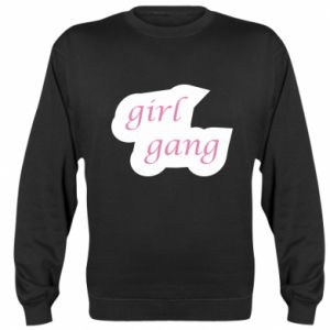Bluza (raglan) Girl gang