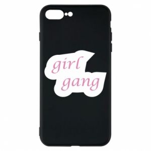 Etui na iPhone 8 Plus Girl gang