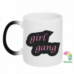 Kubek-magiczny Girl gang
