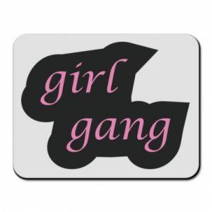 Podkładka pod mysz Girl gang