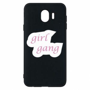 Etui na Samsung J4 Girl gang