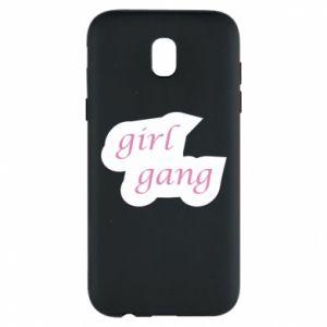 Etui na Samsung J5 2017 Girl gang