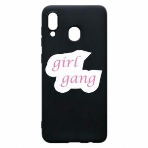 Etui na Samsung A30 Girl gang