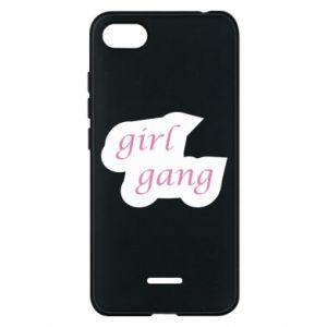 Etui na Xiaomi Redmi 6A Girl gang