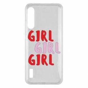 Etui na Xiaomi Mi A3 Girl girl girl