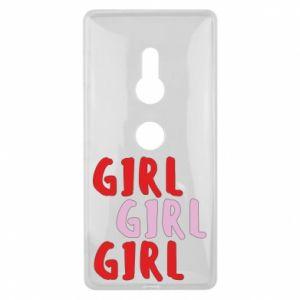Etui na Sony Xperia XZ2 Girl girl girl