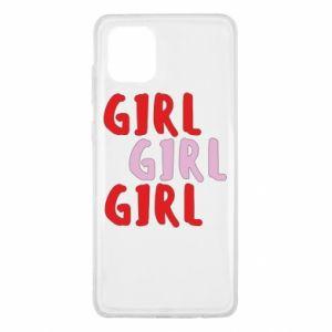 Etui na Samsung Note 10 Lite Girl girl girl
