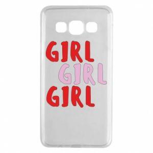 Etui na Samsung A3 2015 Girl girl girl