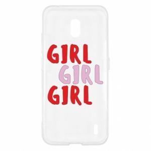 Etui na Nokia 2.2 Girl girl girl