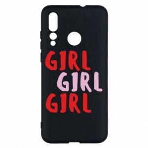 Etui na Huawei Nova 4 Girl girl girl