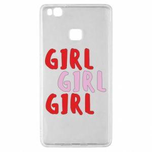 Etui na Huawei P9 Lite Girl girl girl