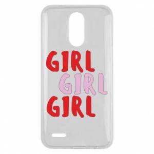 Etui na Lg K10 2017 Girl girl girl